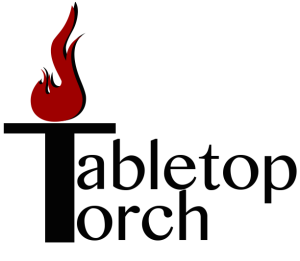 tabletop torch