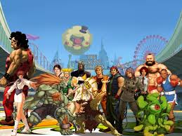 fighting game pic