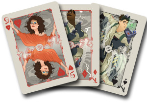 ghostbusters cards