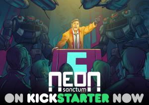 neon sanctum kickstarter