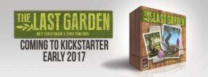 An MFGCast Interview with Chris Rowlands and Matt Christianson about The Last Garden, on Kickstarter February 21!