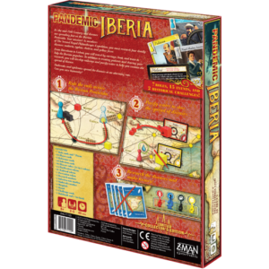 MFGCast Pandemic Spotlight: Pandemic: Iberia